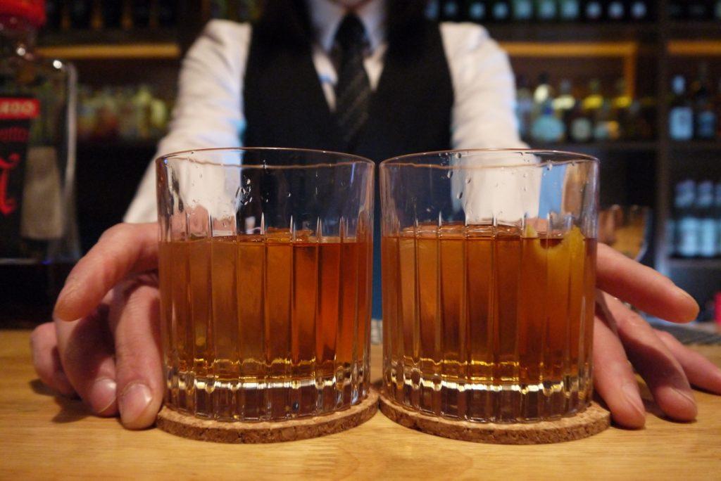 whiskey society event