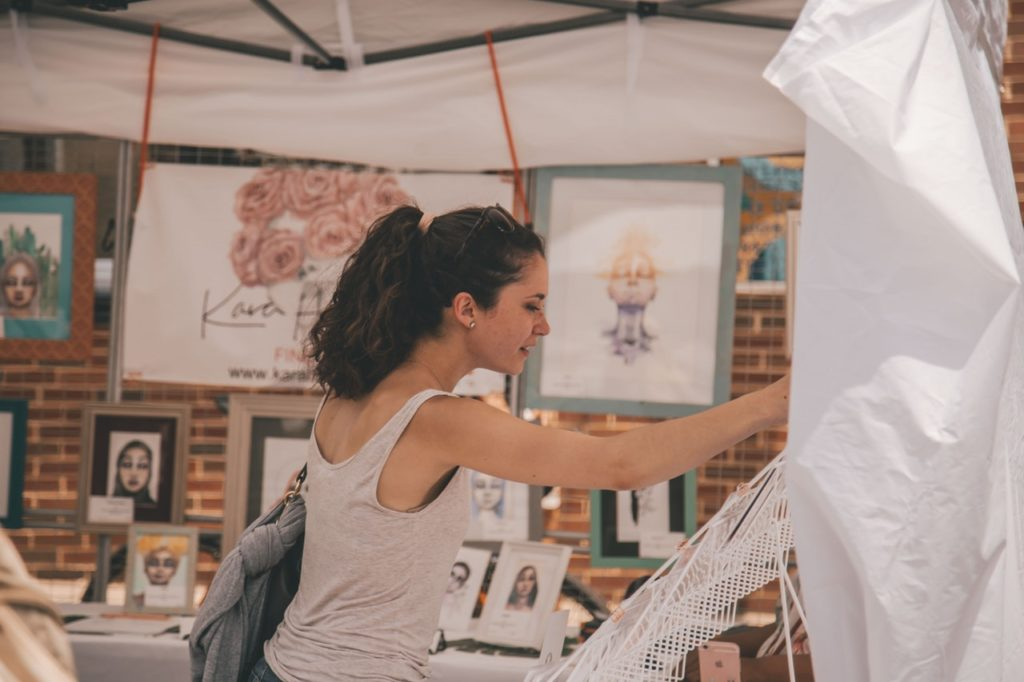 middle tennessee events and art markets